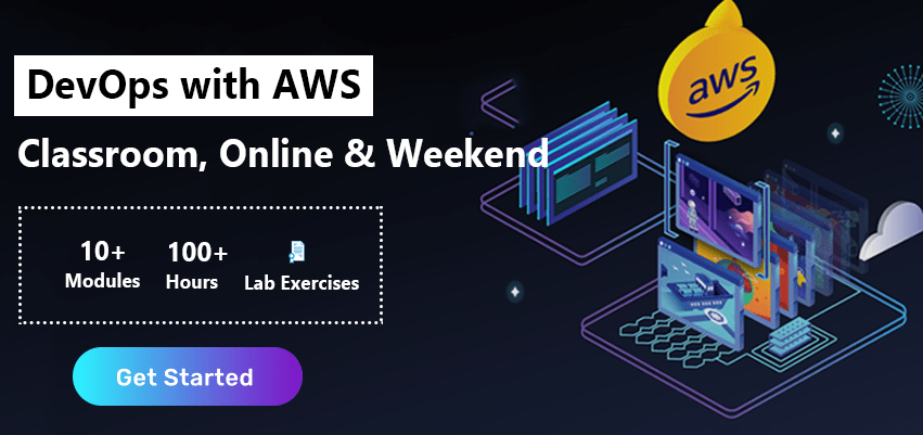 DevOps with AWS Engineer