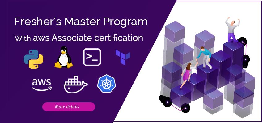 Freshers-Master-Program